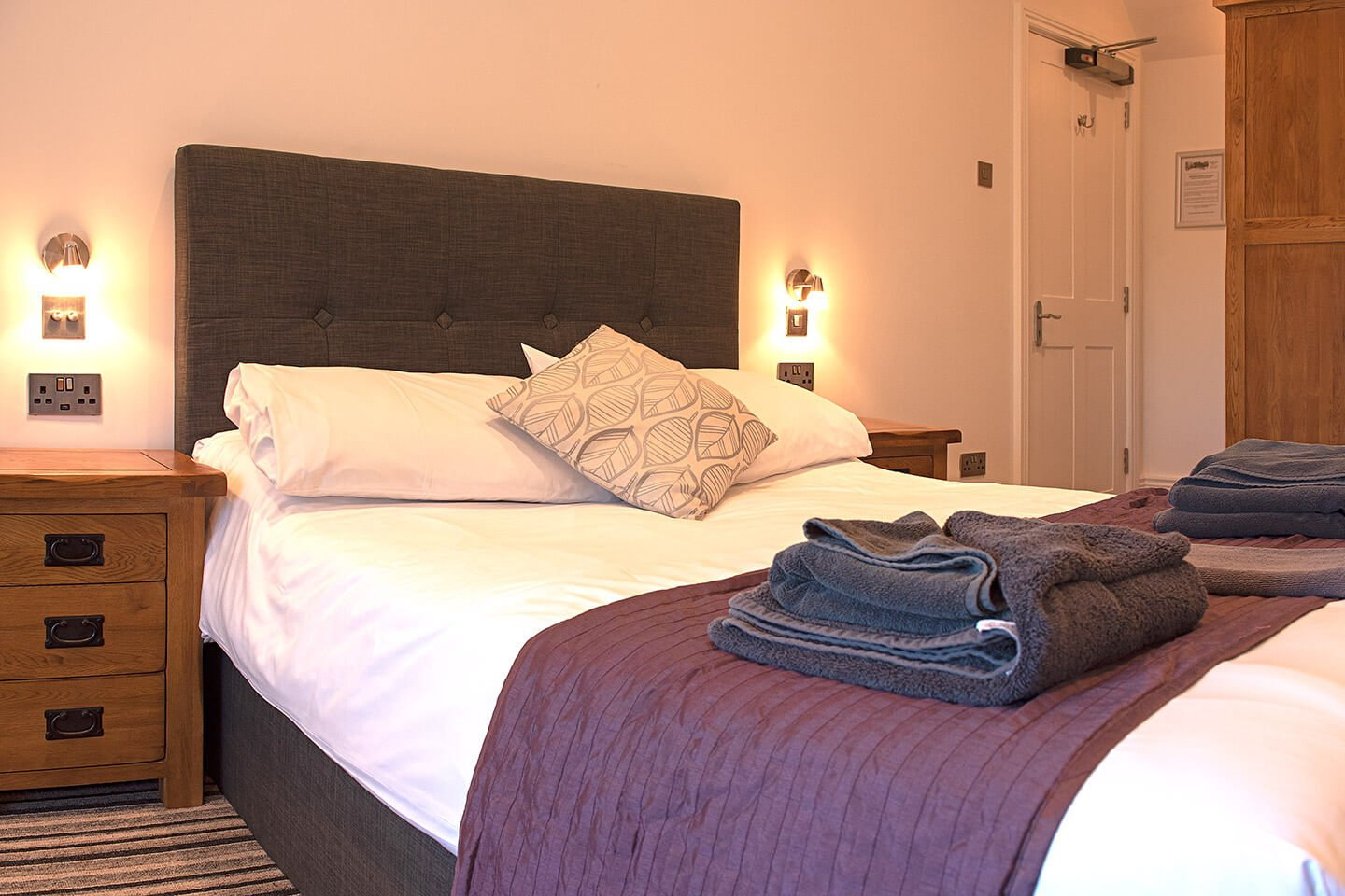 Bankes Arms Studland | B&B Room 7