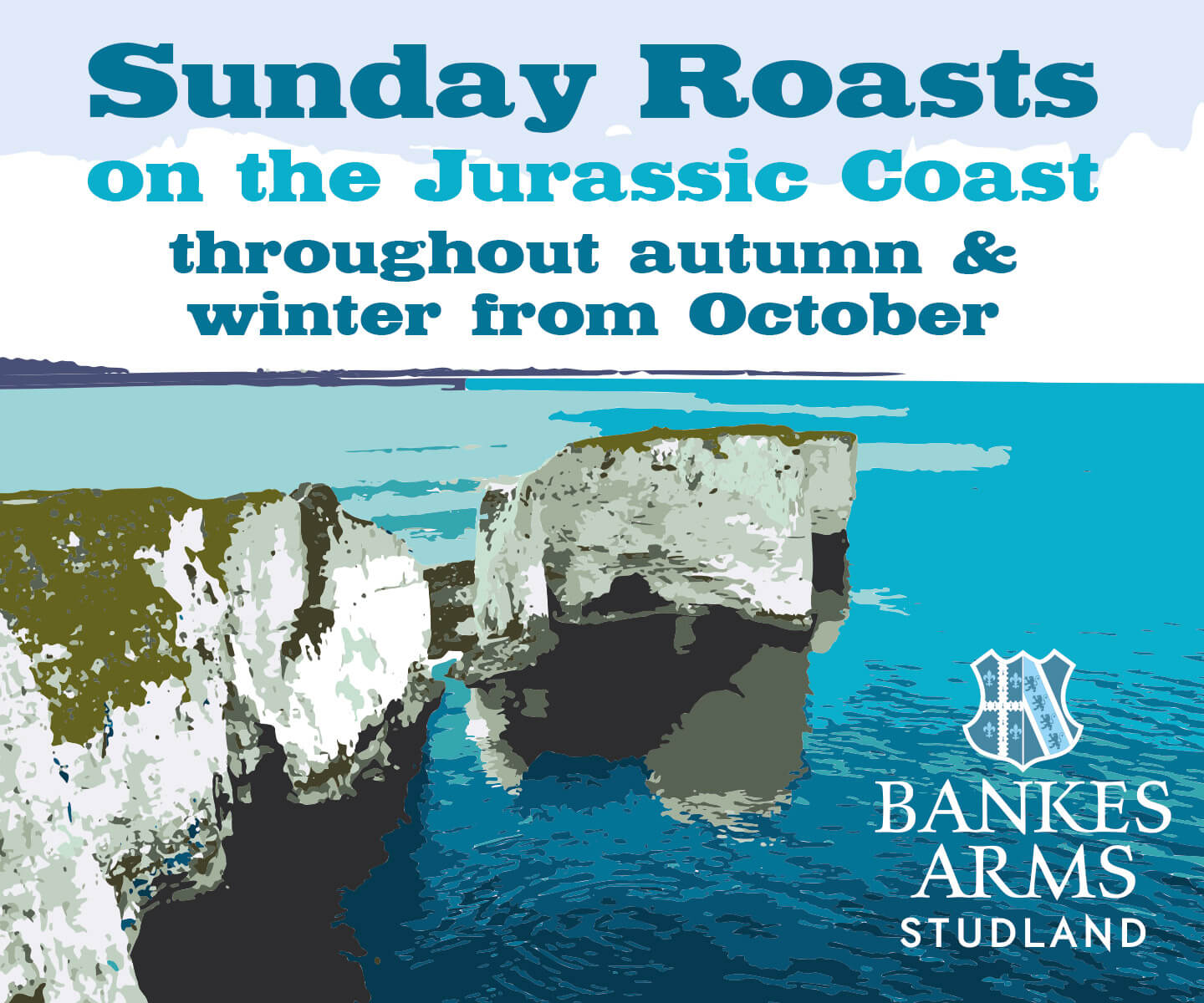 Sunday Roasts on the Jurassic Coast at the Bankes Arms